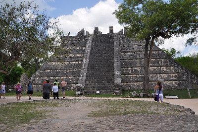 The Osario, also known as the High Priests's Temple