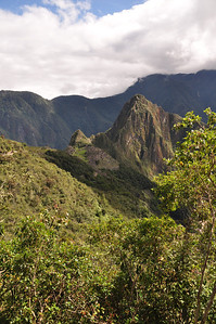 Machu Picchu from Sun Gate trail